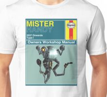 Mister Handy Haynes Manual Unisex T-Shirt