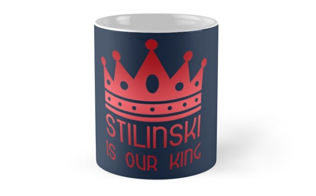 Stilinski Is Our King by saniday
