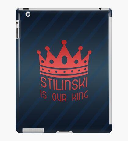 Stilinski Is Our King iPad Case/Skin