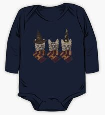 Wizard cats One Piece - Long Sleeve