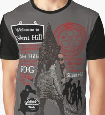 Silent Hill Graphic T-Shirt