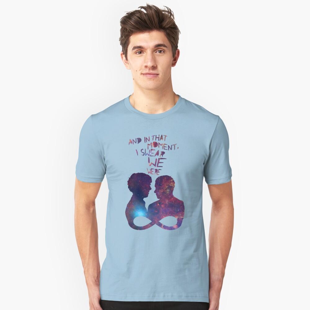 Infinite [Johnlock] Unisex T-Shirt Front
