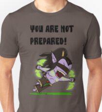 Illidan Stormrage - Not Prepared T-Shirt