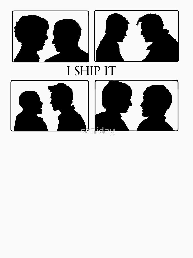 I Ship it IV by saniday