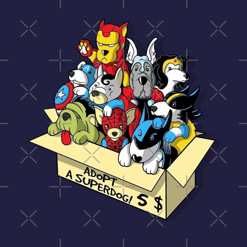 Adopt a Superdog by NemiMakeit