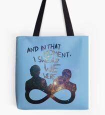 I Swear We Were Infinite II Tote Bag