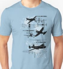 Three Planes T-Shirt