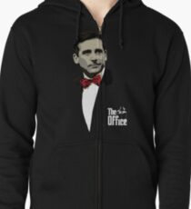 The Office: Godfather Michael Scott Zipped Hoodie