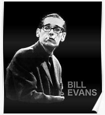Bill Evans T-Shirt Poster