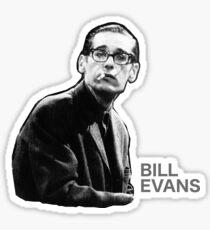 Bill Evans T-Shirt Sticker