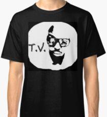 'T. V.' THE OFFICIAL T.V.-LOGO Classic T-Shirt
