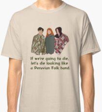 Peruvian Folk Band Classic T-Shirt