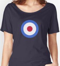 Stiles Target Tee Women's Relaxed Fit T-Shirt