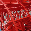 The Paddle Wheel by clizzio