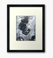 GLaDOS Framed Print