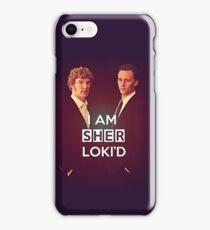Sher Loki'd II iPhone Case/Skin