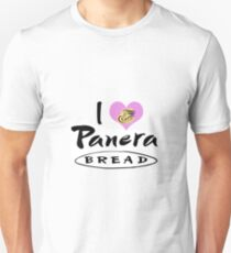 I Love Panera Bread Unisex T-Shirt