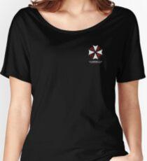 Umbrella Corporation Apparel Hoodie, T-Shirt, or Sticker Women's Relaxed Fit T-Shirt