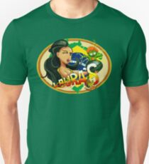 Laura's Fresh Fruit Store ( Laura Street Fighter V ) T-Shirt