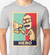 Rick and Morty: Eyehole Man T-Shirt