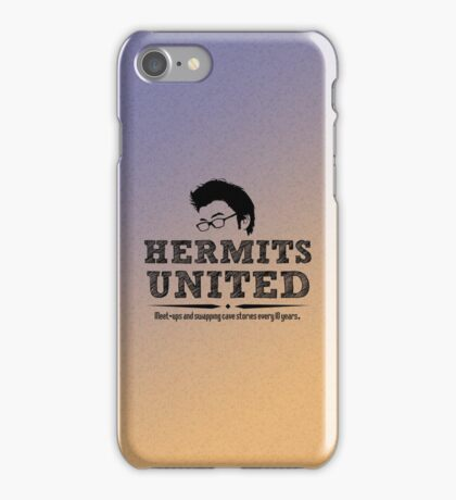 Hermits United iPhone Case/Skin