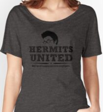 Hermits United Women's Relaxed Fit T-Shirt