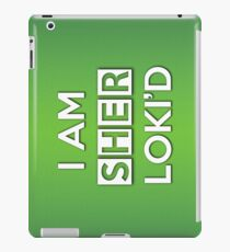 Sher Loki'd iPad Case/Skin
