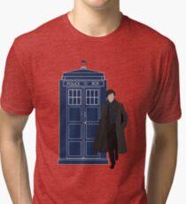 Dr. Who / Sherlock Tri-blend T-Shirt