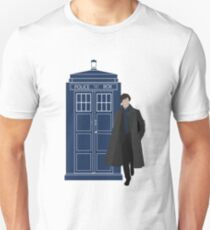 Dr. Who / Sherlock T-Shirt