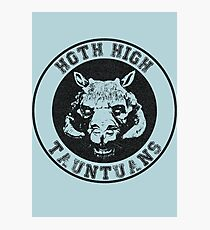 HOTH HIGH TAUNTAUNS Photographic Print
