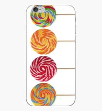Lollipops iPhone Case