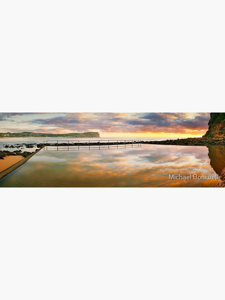 MacMasters Beach Sea Pool, New South Wales, Australia by Chockstone