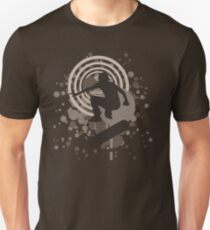 skateboard hi-fi bubbles T-Shirt