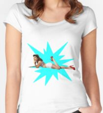 Lone Star Doll Women's Fitted Scoop T-Shirt