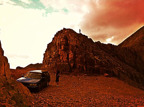 Mountain Drive by MrJDS1994