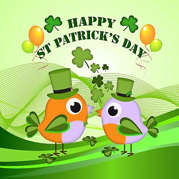 Happy St Patrick's Day by rainsdesigns