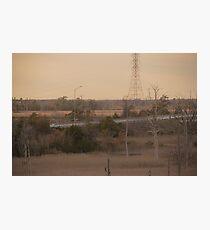 Wire Photographic Print