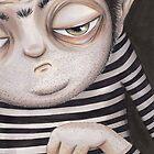 Allen Kazam  - Close-up by Tiffany Dow
