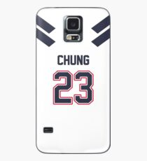 Patrick Chung Jersey Case/Skin for Samsung Galaxy