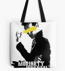 Moriarty was real Tote Bag