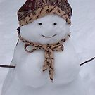 Snow Woman  by clizzio