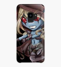 Tiny Queen of the Undead Case/Skin for Samsung Galaxy