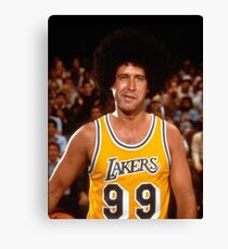 Fletch Lakers Canvas Print