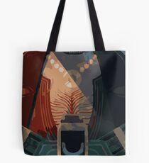 Varric Tarot Card Tote Bag