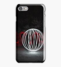 Orb And Ribbon Wave iPhone Case/Skin
