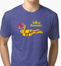Yellow Serenity Tri-blend T-Shirt