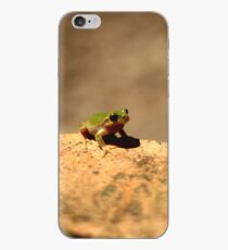 Grenouille iPhone Case