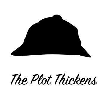 "Sherlock Holmes ""The Plot Thickens"" by Goosekaid"