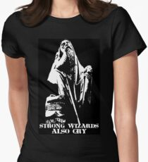 Strong Wizards Also Cry T-Shirt