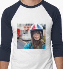 Françoise Hardy - Grand Prix Men's Baseball ¾ T-Shirt
